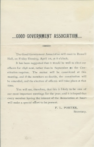 goodgovernment