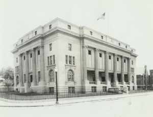Masonic Hall, Jackson Street