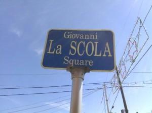 Giovanni La Scola Square at Common and Newbury Streets