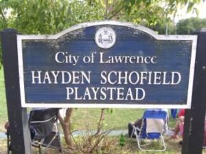 Hayden Schofield Playstead Lg Sign