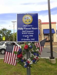 Moore memorial